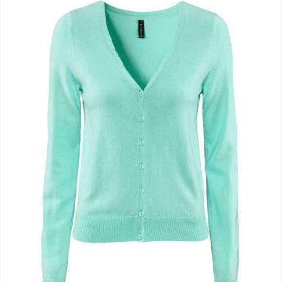 1e3e00796f15e8 Urban Outfitters Sweaters | Pastel Mint Spring Super Soft Cardigan ...
